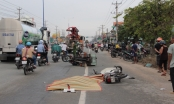 Bình Dương: Một người tử vong sau tai nạn liên hoàn trên Quốc lộ 13
