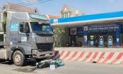 Bình Dương: Container cán 1 người tử vong tại chỗ