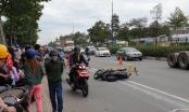 Bình Dương: Va chạm với xe tải, nam thanh niên tử vong tại chỗ