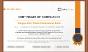 Ngân hàng SCB đạt nhiều chứng chỉ bảo mật quốc tế quan trọng trong năm 2020