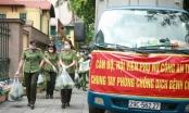 Hội Phụ nữ Công an Thủ đô chung tay tiêu thụ dưa hấu giúp bà con Bắc Giang