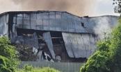 Khoảng 4.000m2 tại Công ty Sunhouse Miền Nam bị lửa thiêu rụi