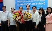 Phó Giám đốc Sở Tư pháp TP HCM được bầu làm Chủ tịch quận 2