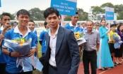 Giải bóng đá sinh viên Đại học quốc gia TP HCM mở rộng 2020 chính thức khởi động