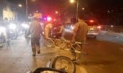 TP HCM: Người đàn ông nghi gây tai nạn rồi bỏ chạy, đạp ngã xe người truy đuổi