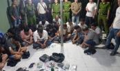Bình Dương: Triệt phá sòng bạc 'khủng' trong bãi container