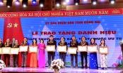 Thêm 40 danh hiệu thầy thuốc cao quý được trao tặng cho Ngành y tế Đồng Nai