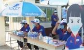 Tây Ninh: Áo xanh tình nguyện ở các kỳ thi chưa từng có trong lịch sử khoa cử