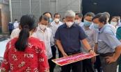 Lãnh đạo Bộ Y tế kiểm tra việc triển khai phòng, chống COVID-19 tại Đồng Nai