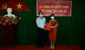 Bà Trần Hồng Thắm làm Phó trưởng Ban Tuyên giáo Thành uỷ Cần Thơ
