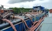 Bà Rịa - Vũng Tàu: Nhiều phương tiện vận chuyển cát không rõ nguồn gốc trên sông Mỏ Nhát