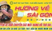 Người dân Đà Nẵng gửi thực phẩm tiếp sức Sài Gòn chống dịch