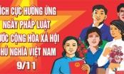 Tiếp tục hưởng ứng ngày Pháp Luật Việt Nam
