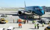 Vietnam Airlines vẫn tiếp tục thực hiện chuyến bay tới Pháp