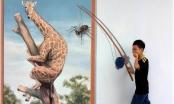 """Hà Nội: Lạc bước vào thế giới tranh 3D """"World Magic & Fun"""""""