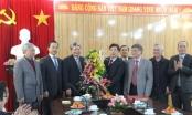 Bộ trưởng Hà Hùng Cường thăm và chúc Tết tại Hà Nội, Hải Phòng