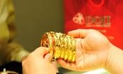 Giá vàng ngày 12/4: Tiếp tục tăng mạnh