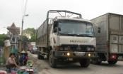 Cầu Tân Nhuệ còng lưng vì xe tải: Cơ quan chức năng thừa nhận có xe quá tải lưu thông