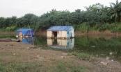 Những mảnh đời bất hạnh nơi xóm chài ven sông Hồng