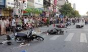 Phú Thọ: 416 ca nhập viện vì tai nạn giao thông trong dịp Tết 2016