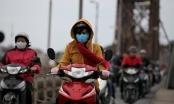 Dự báo thời tiết ngày 18/2: Hà Nội có mưa nhỏ vài nơi, trời rét