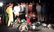 Phú Thọ: Xe máy đối đầu, 2 người tử vong