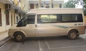 Bắc Giang: Bắt xe khách chở 170 côn 3 khúc trái phép
