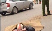 Hưng Yên: Va chạm với xe tải, cô gái trẻ chết tại chỗ