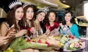 Các quý bà Hoa Hậu Phu Nhân Trái Đất Người Việt Houston 2016 đã đến Việt Nam
