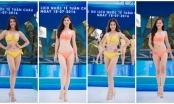 """Top 5 thí sinh trình diễn catwalk đẹp nhất trong phần thi """"Người đẹp biển"""" của Hoa hậu Việt Nam 2016"""