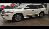Bí ẩn doanh nghiệp tặng xe sang cho tỉnh Ninh Bình