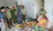 Hưng Yên: Thu giữ trên 500 đồ chơi trung thu không rõ nguồn gốc