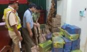 Bắc Giang: Bắt giữ lô nước hoa, mỹ phẩm không rõ nguồn gốc