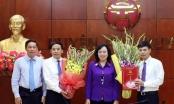 Hà Nội: Nhiều cán bộ được bổ nhiệm vị trí mới