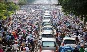 Năm 2030 TP HCM chưa cấm xe máy