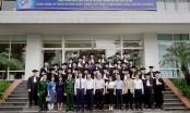 Đại học Luật Hà Nội: Lễ tốt nghiệp khoá đầu tiên ngành Luật pháp chế Bộ, Ngành