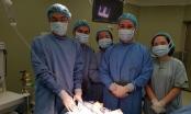 Đà Nẵng: 5 giờ phẫu thuật ghép nối cánh tay đứt lìa
