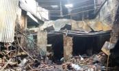 Hiện trường vụ cháy khiến 4 người tử vong ở Đồng Nai