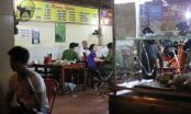 Giang hồ đập phá quán ăn, chém công an phường nhập viện