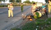 TP HCM: Lái xe máy rồi tự ngã, hai người thương vong