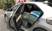 Thuê ô tô chạy Grab để vận chuyển thuốc lá lậu