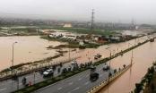 Lịch sử ngập lụt 2008 gần như tái hiện lại tại Thủ đô