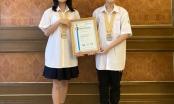 Vĩnh Yên (Vĩnh Phúc): Hai học sinh đoạt huy chương Bạc cuộc thi Olympic thế giới