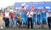 Press Cup 2016 khu vực phía Nam: CLB Phóng viên trẻ vô địch