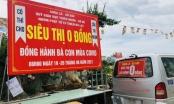 TP HCM: Siêu thị  0 đồng hỗ trợ bà con hơn 200 tấn rau củ