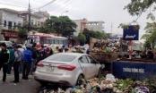 Thái Bình: Khởi tố tài xế gây tai nạn khiến 2 lao công tử vong