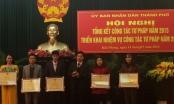Hải Phòng: Ngành Tư pháp triển khai 5 nhiệm vụ trọng tâm năm 2016