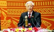 Ông Nguyễn Phú Trọng tái đắc cử Tổng Bí thư