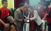 Phó Chủ tịch nước Nguyễn Thị Doan thăm và tặng quà tết tại Thái Bình