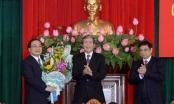 Đồng chí Hoàng Trung Hải là Bí thư Thành ủy Hà Nội